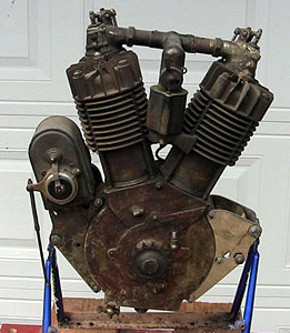 1914 Big twin engine L
