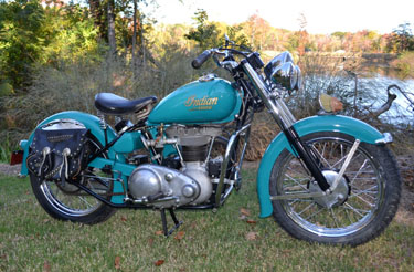 1950 Arrow teal R