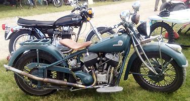 green prewar R